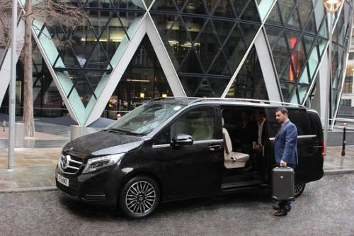 Mercedes Vito Shuttle